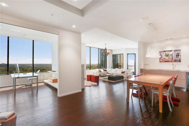 2828 Peachtree Road NW #1601, Atlanta, GA 30305 (MLS #5994518) :: Carr Real Estate Experts