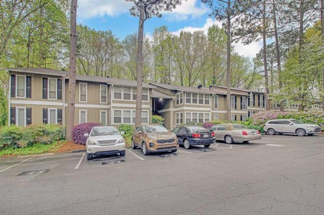 5143 Roswell Road #10, Sandy Springs, GA 30342 (MLS #5994547) :: Carr Real Estate Experts