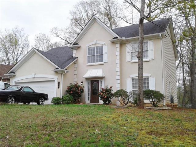 542 Creek Stone Lane, Stone Mountain, GA 30087 (MLS #5994556) :: Carr Real Estate Experts