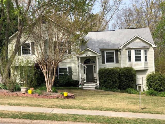 422 Wood Branch Street, Woodstock, GA 30188 (MLS #5994559) :: North Atlanta Home Team