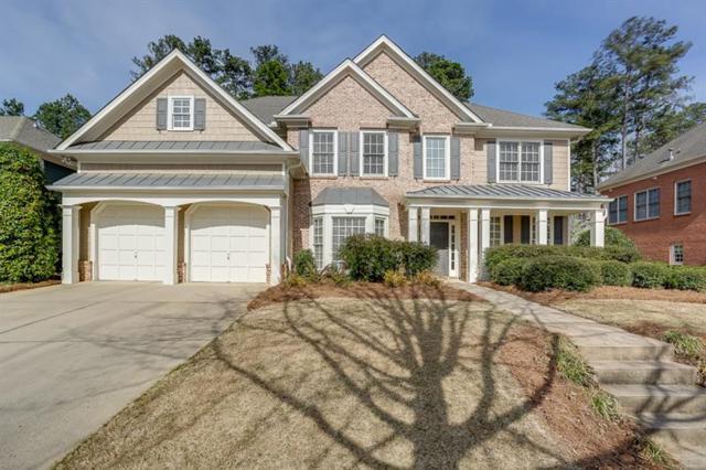 4925 Spring Park Circle, Suwanee, GA 30024 (MLS #5994594) :: Carr Real Estate Experts