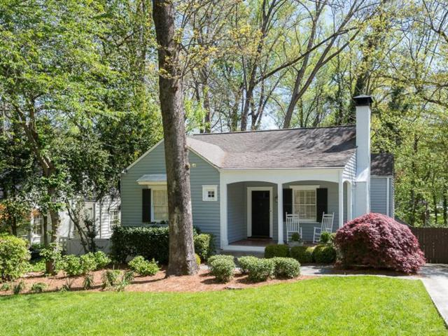 2061 Cottage Lane NW, Atlanta, GA 30318 (MLS #5994596) :: Carr Real Estate Experts