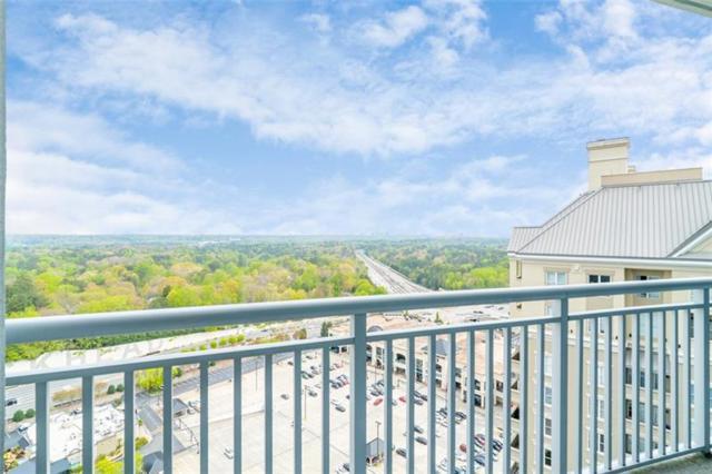 3338 Peachtree Road NE #2403, Atlanta, GA 30326 (MLS #5994603) :: Kennesaw Life Real Estate