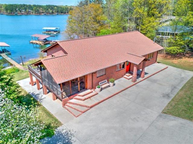 444 Woodbine Way, Hartwell, GA 30643 (MLS #5994720) :: RE/MAX Paramount Properties