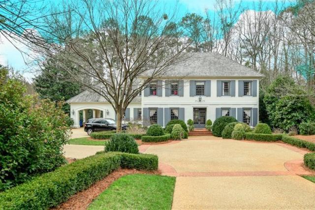 4340 Town Commons Circle NE, Atlanta, GA 30319 (MLS #5994770) :: North Atlanta Home Team
