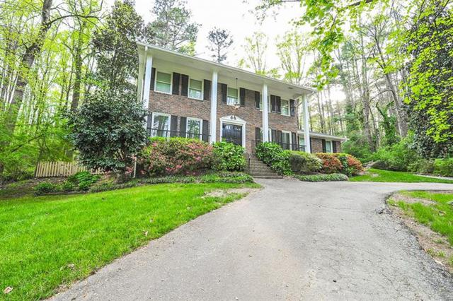 4999 Antebellum Drive, Stone Mountain, GA 30087 (MLS #5994777) :: Carr Real Estate Experts
