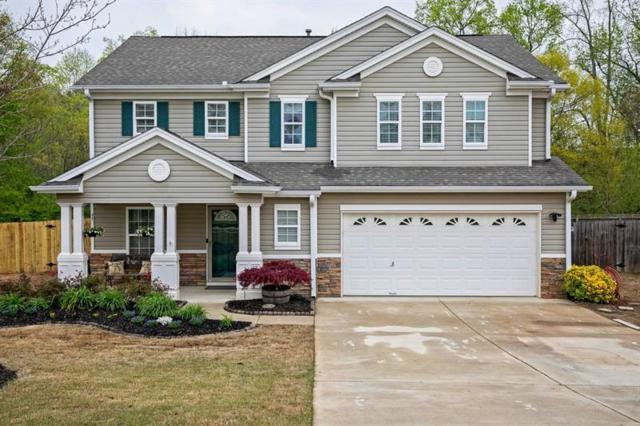 147 Cedar Bay Circle, Dallas, GA 30157 (MLS #5994850) :: Carr Real Estate Experts