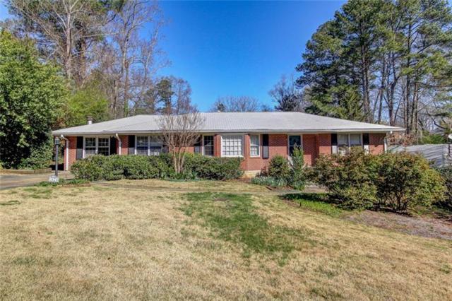 1424 Knollwood Terrace, Decatur, GA 30033 (MLS #5994899) :: RE/MAX Prestige