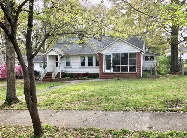 311 Bluff Street, Rockmart, GA 30153 (MLS #5994906) :: Carr Real Estate Experts
