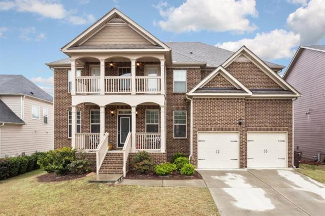 1603 Silver Meadow Drive, Powder Springs, GA 30127 (MLS #5994912) :: The Russell Group