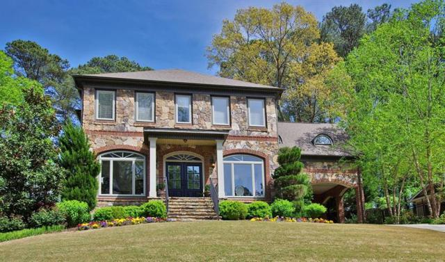 1635 Wildwood Road NE, Atlanta, GA 30306 (MLS #5994935) :: North Atlanta Home Team