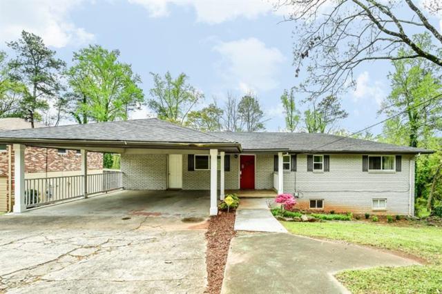 1601 Boulderwoods Drive SE, Atlanta, GA 30316 (MLS #5994983) :: The Justin Landis Group