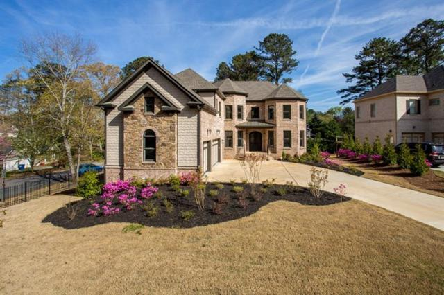 3779 Sewell Mill Road, Marietta, GA 30062 (MLS #5995076) :: Carr Real Estate Experts