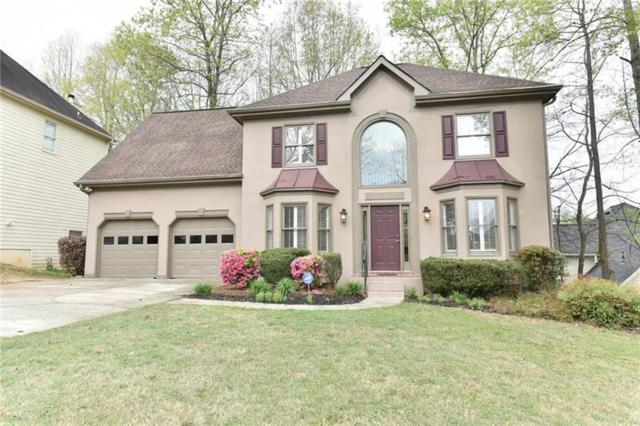 1094 Allison Woods Court, Lawrenceville, GA 30043 (MLS #5995104) :: Carr Real Estate Experts