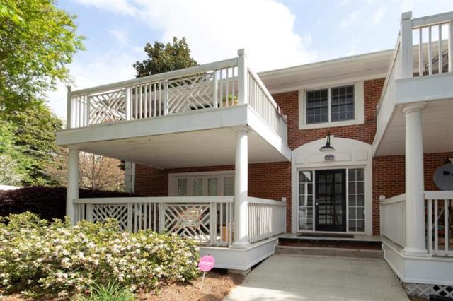 885 Briarcliff Road NE #2, Atlanta, GA 30306 (MLS #5995110) :: Kennesaw Life Real Estate