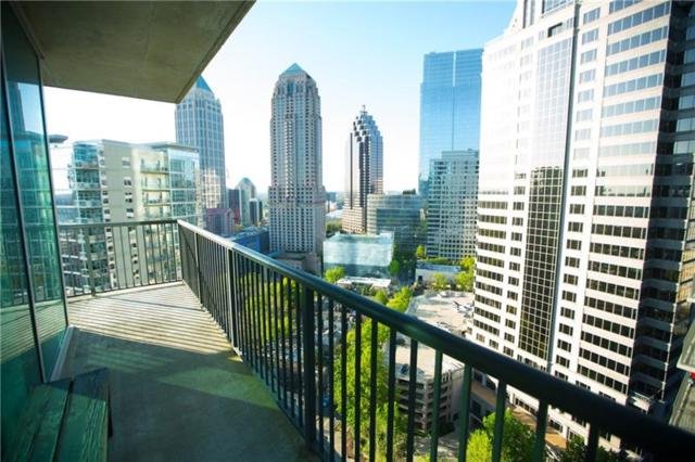 1080 Peachtree Street NE #2013, Atlanta, GA 30309 (MLS #5995135) :: North Atlanta Home Team