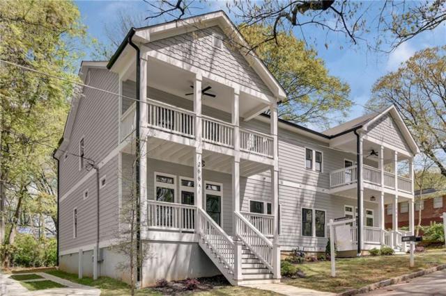 266 Bass Street SE A, Atlanta, GA 30316 (MLS #5995147) :: North Atlanta Home Team