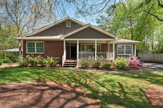 138 Luckie Street, Cartersville, GA 30120 (MLS #5995150) :: Carr Real Estate Experts
