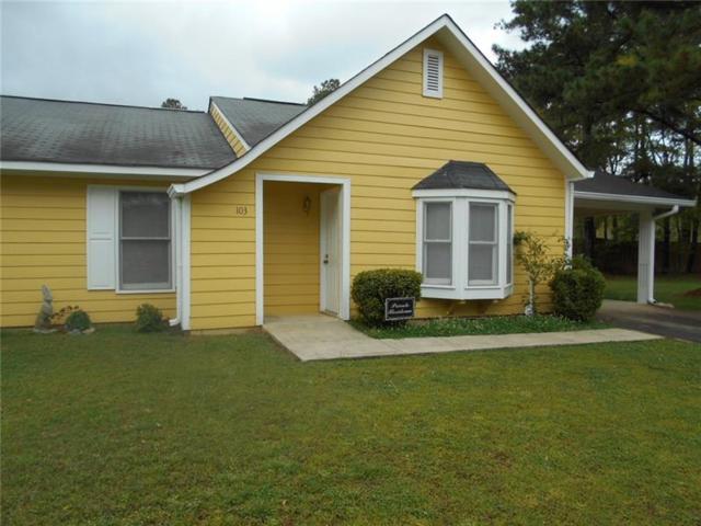 103 Villas Lane NE, Rome, GA 30165 (MLS #5995171) :: Carr Real Estate Experts