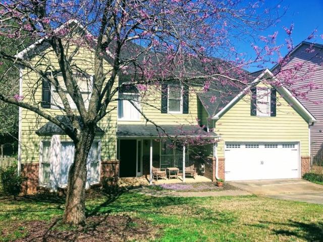 7124 Big Woods Drive, Woodstock, GA 30189 (MLS #5995233) :: North Atlanta Home Team