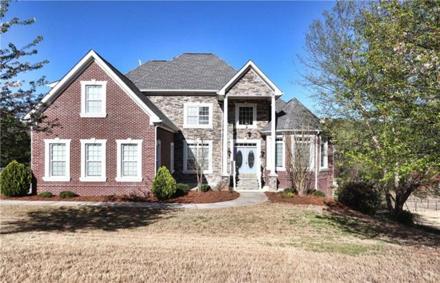 810 Kennedy Court, Loganville, GA 30052 (MLS #5995282) :: Carr Real Estate Experts