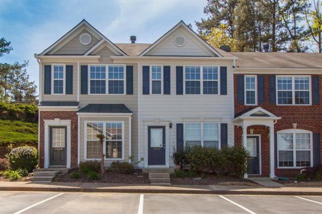 3220 Hidden Cove Circle, Peachtree Corners, GA 30092 (MLS #5995337) :: Carr Real Estate Experts