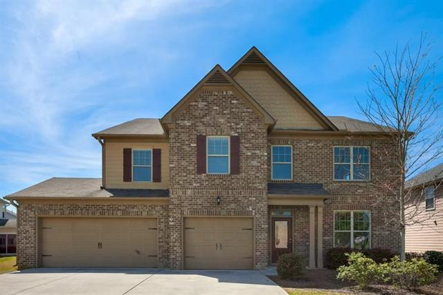 6492 Waterford Street SW, Atlanta, GA 30349 (MLS #5995352) :: Carr Real Estate Experts