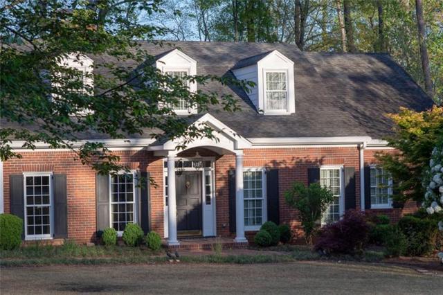 3628 Castlegate Drive NW, Atlanta, GA 30327 (MLS #5995430) :: North Atlanta Home Team