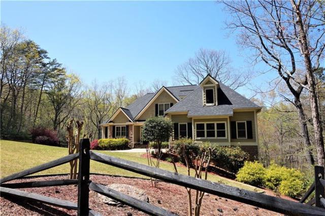 568 Cherokee Drive S, Waleska, GA 30183 (MLS #5995450) :: Buy Sell Live Atlanta