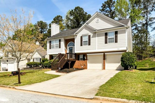 787 Heyford View, Austell, GA 30106 (MLS #5995451) :: Buy Sell Live Atlanta