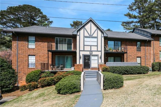 6851 Roswell Road N5, Atlanta, GA 30328 (MLS #5995456) :: Kennesaw Life Real Estate
