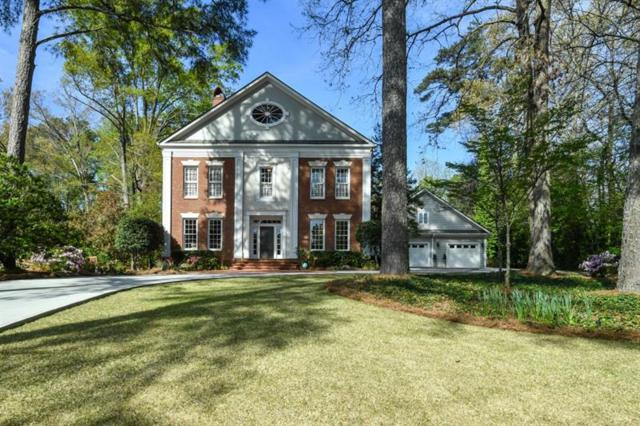 2678 Mabry Road, Brookhaven, GA 30319 (MLS #5995477) :: The Bolt Group
