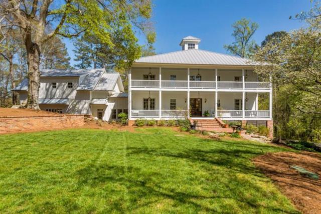3209 Royal Oak Drive, Marietta, GA 30068 (MLS #5995505) :: Carr Real Estate Experts