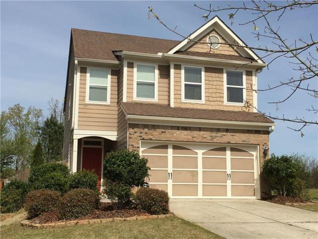 1950 Lily Valley Drive, Lawrenceville, GA 30045 (MLS #5995535) :: Carr Real Estate Experts