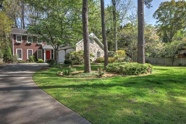 620 Hunters Branch Lane, Sandy Springs, GA 30328 (MLS #5995538) :: North Atlanta Home Team