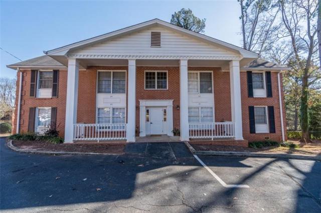 135 E Hill Street #23, Decatur, GA 30030 (MLS #5995543) :: The Bolt Group