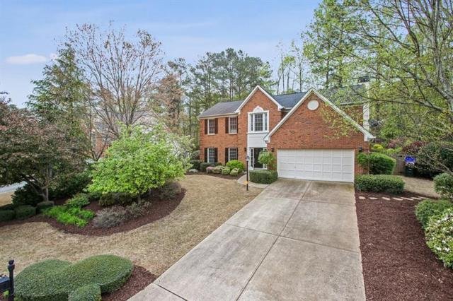 5065 Magnolia Walk, Roswell, GA 30075 (MLS #5995561) :: Carr Real Estate Experts