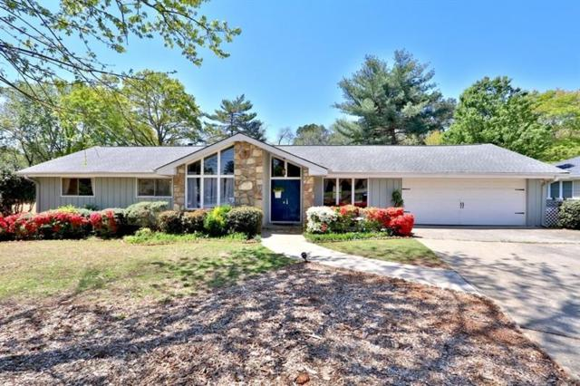 130 Bent Grass Drive, Roswell, GA 30076 (MLS #5995585) :: Carr Real Estate Experts