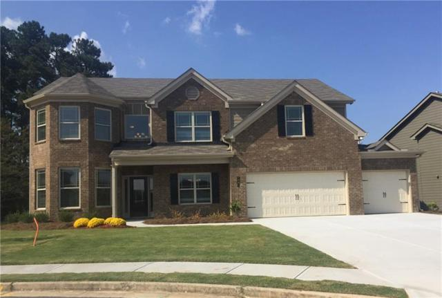 2876 Cove View Court, Dacula, GA 30019 (MLS #5995592) :: The Hinsons - Mike Hinson & Harriet Hinson