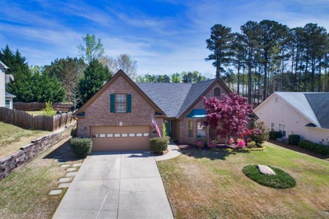 1345 Creek Pointe Circle, Lawrenceville, GA 30043 (MLS #5995600) :: The Bolt Group