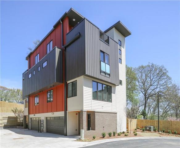 504 Rankin Street NE #9, Atlanta, GA 30308 (MLS #5995614) :: North Atlanta Home Team