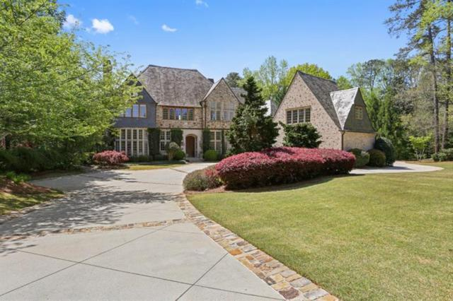 4250 Paper Mill Road SE, Marietta, GA 30067 (MLS #5995633) :: North Atlanta Home Team
