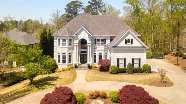 1105 Lake Shore Overlook, Alpharetta, GA 30005 (MLS #5995676) :: North Atlanta Home Team