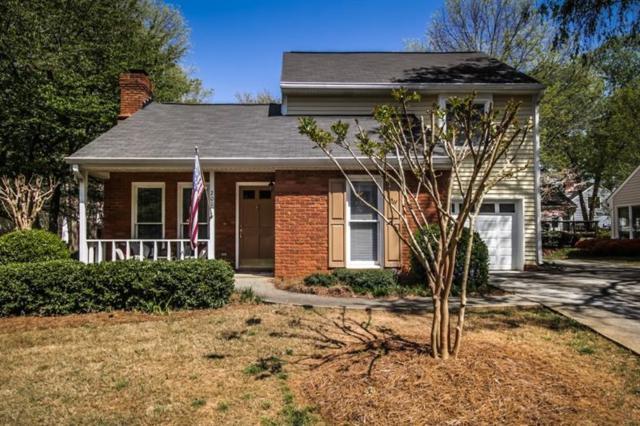 201 Roswell Green Lane, Roswell, GA 30075 (MLS #5995677) :: North Atlanta Home Team