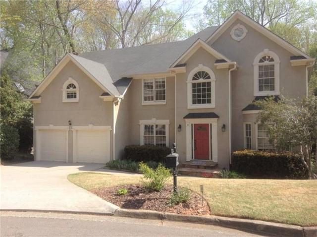 270 Flowing Springs Trail, Roswell, GA 30075 (MLS #5995694) :: Carr Real Estate Experts