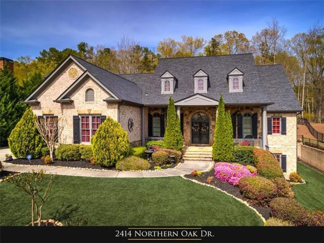 2414 Northern Oak Drive, Braselton, GA 30517 (MLS #5995696) :: Carr Real Estate Experts