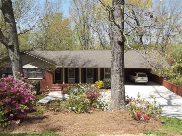 650 Crestview Terrace, Gainesville, GA 30501 (MLS #5995697) :: Carr Real Estate Experts