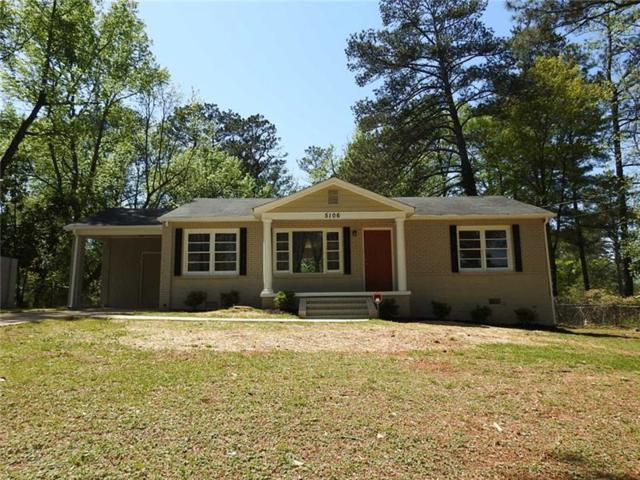 5106 Poplar Place SW, Mableton, GA 30126 (MLS #5995701) :: Carr Real Estate Experts