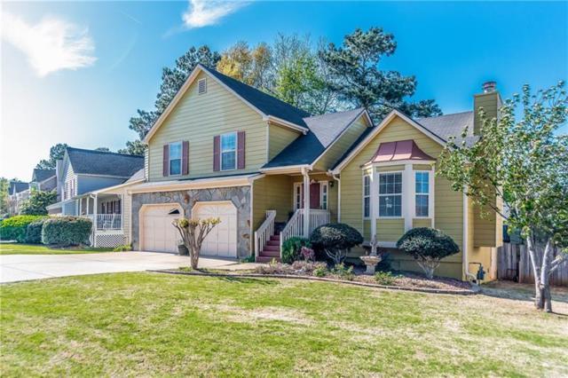 1606 Vinebrook Terrace NW, Kennesaw, GA 30144 (MLS #5995709) :: RE/MAX Prestige