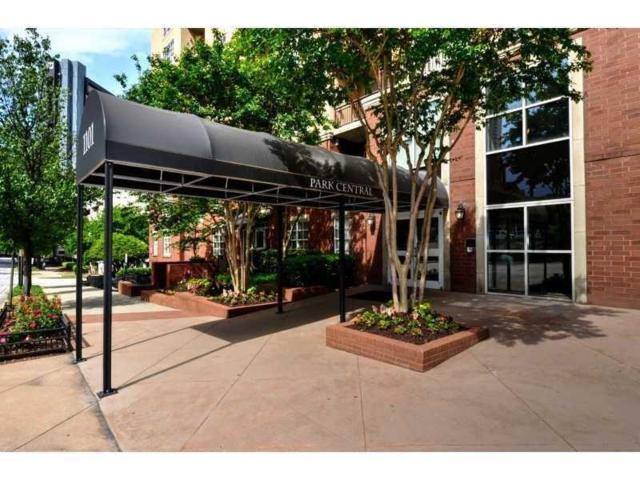 1101 Juniper Street NE #87, Atlanta, GA 30309 (MLS #5995721) :: Buy Sell Live Atlanta